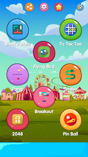 Mini Games: Sweet Fun apklade screenshots 2