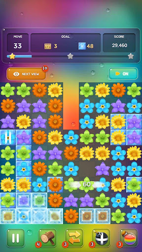 Flower Match Puzzle 1.2.2 screenshots 3