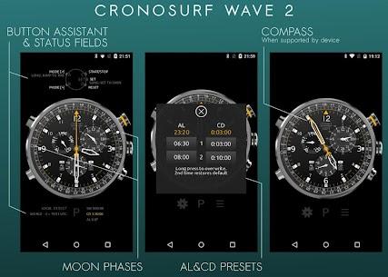 Cronosurf Wave watch 2