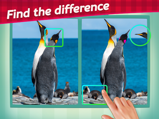Diffy - Find the Differences Between Pictures  screenshots 10