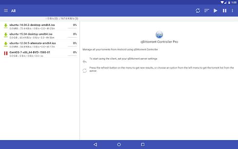 qBittorrent Controller Pro MOD APK 4.9.2 (PAID FREE) 9