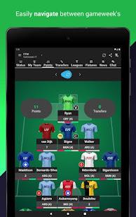 (FPL) Fantasy Football Manager for Premier League 11.0.4 Screenshots 13