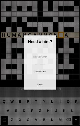 Easy Crosswords  screenshots 8