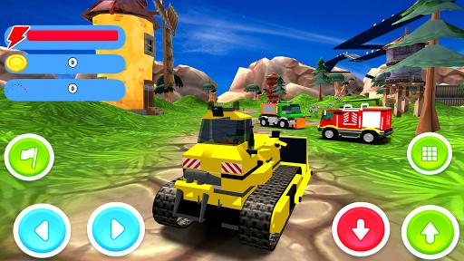 Toy Truck Drive modiapk screenshots 1