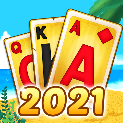 Solitaire Tripeaks Travel - 2021 card game