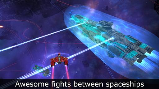 Stellar Wind Idle  screenshots 1
