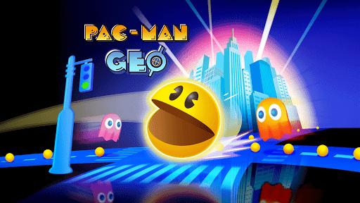 PAC-MAN GEO 2.0.1 screenshots 1