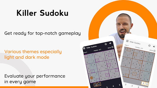 Killer Sudoku 2.1 screenshots 1