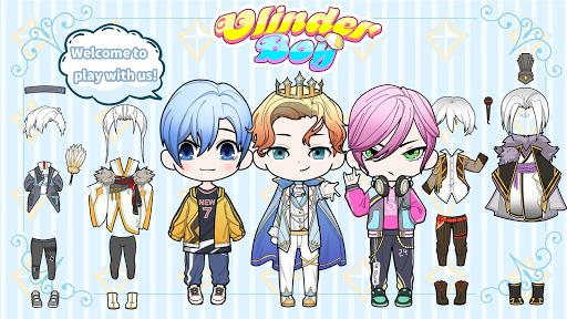 Vlinder Boy: Dress Up Games Character Avatar 1.3.1 screenshots 7