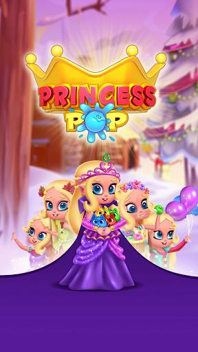 Princess Pop - Bubble Games screenshots 8