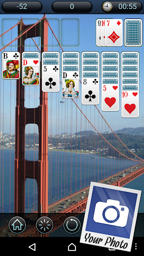 Solitaire free Card Game 2.1.14 screenshots 3