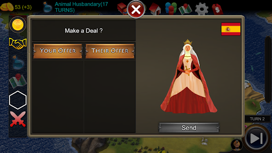 World of Empires 2 MOD (Unlimited Money) 4