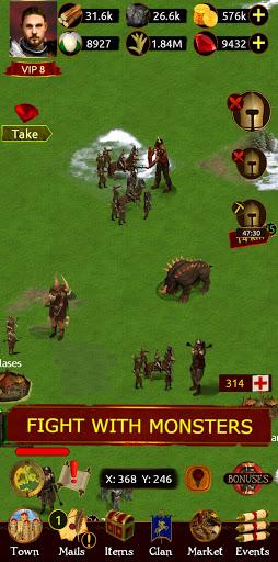 Edorium. Warfare online strategy 1.4.68 screenshots 5