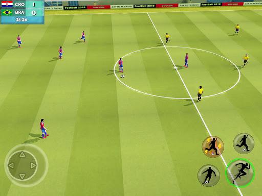 Soccer u26bd League Stars: Football Games Hero Strikes 1.6.0 screenshots 14