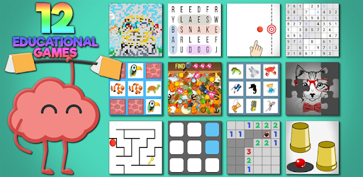 Screenshot of Brain Games Kids