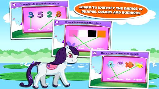 Fun Kindergarten Games: Pony 3.16 screenshots 2