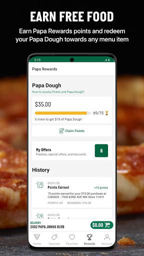 Papa John's Pizza 4.43.14930 Screenshots 4