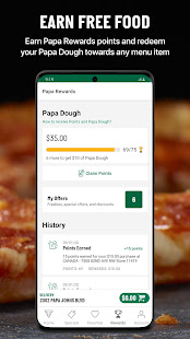Papa John's Pizza & Delivery  Screenshots 4