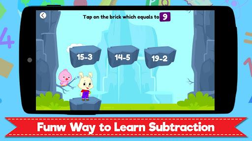 Grade 1 Learning Games for Kids - First Grade App  screenshots 5