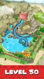 Stone Park: Prehistoric Tycoon Mod Apk 1.4.3 (Unlimited Gold + VIP) 6