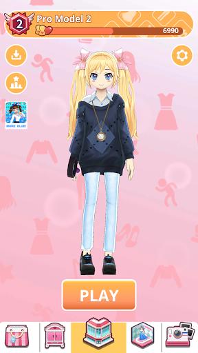 Styledoll Fashion Show - 3D Avatar maker 01.00.02 screenshots 1