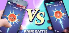 ナイフバトル(Knife Battle)のおすすめ画像1