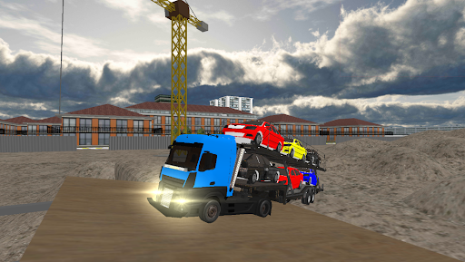 International Truck Driving Simulator  screenshots 1