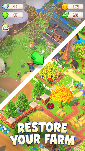 Hay Day Pop: Puzzles & Farms 3.96 screenshots 2