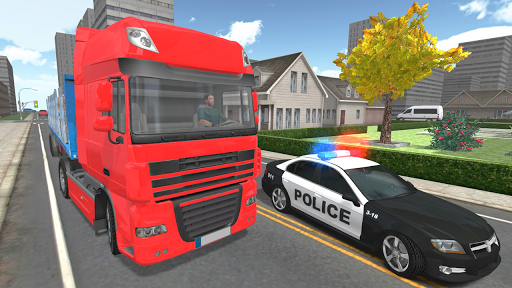 Truck Driving Simulator 2020  Screenshots 19