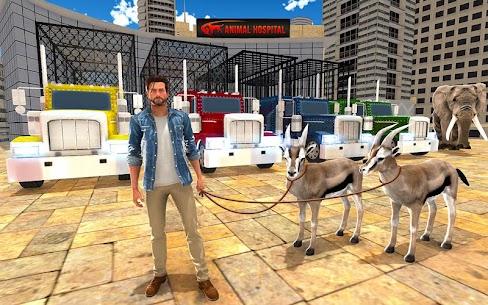 Animal Hospital Transporter Truck Driver Simulator 1.1.1 Download APK Mod 3