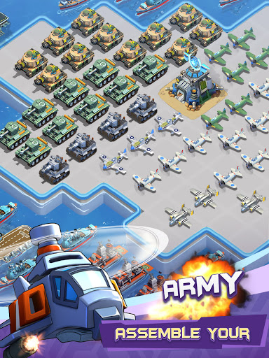 Top Defense:Merge Wars 1.0.85 screenshots 14