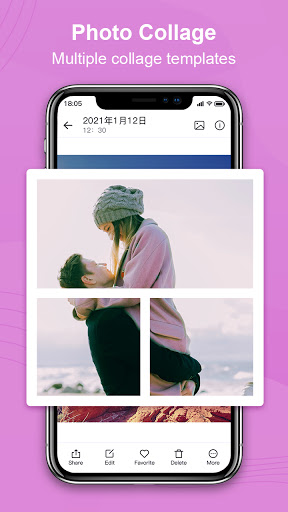 Photo Gallery, Picture Manager - Nuts Gallery apktram screenshots 4