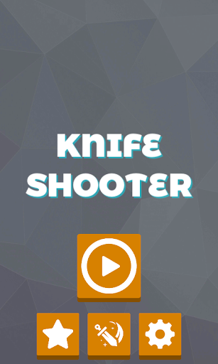 Knife shooter- hit the target with knife. Apkfinish screenshots 1