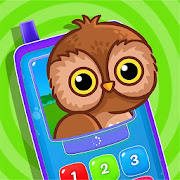 Baby Phone - Animals, Numbers &  Music Toy Phone