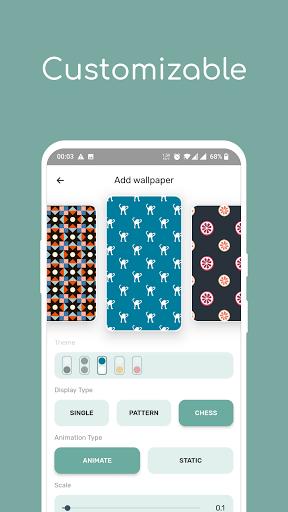 JustWalls - LiveWallpapers (+ Amoled) screenshot 8
