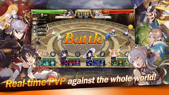 King's Raid Mod APK (Unlimited MP & Skills) 7