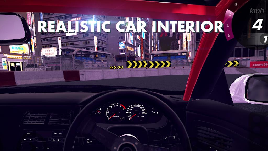Hashiriya Drifter Online Drift Racing Multiplayer MOD poster 5