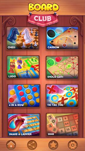 Board Club: Ludo , Chess , Carrom , Bead 16 & more 2.08 screenshots 1
