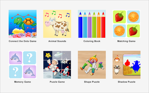 Educational Games for Kids  screenshots 1