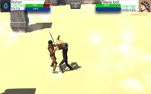 Outlast: Journey of a Gladiator Hero  Screenshots 10