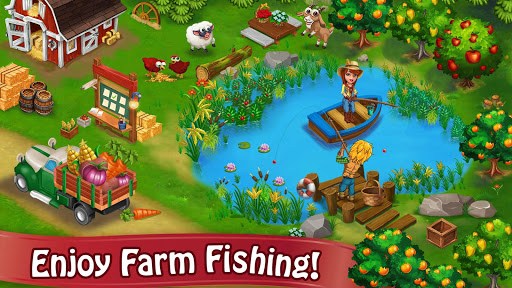 Farm Day Village Farming: Offline Games 1.2.39 screenshots 7