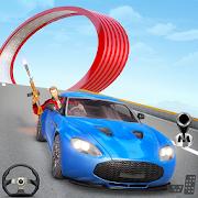 Gangster Car Stunt Games: Mega Ramp Car Simulator