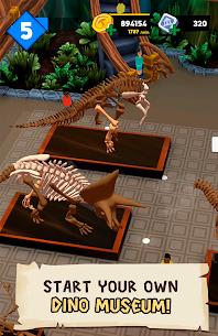 Dino Quest 2: Jurassic bones in 3D Dinosaur World 9