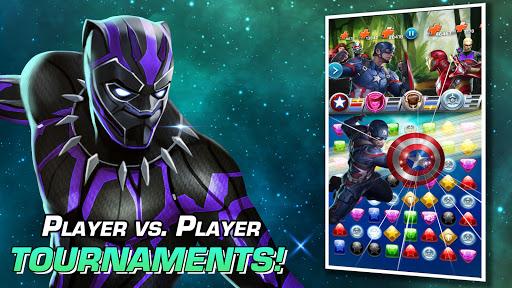 MARVEL Puzzle Quest: Join the Super Hero Battle! Apkfinish screenshots 14