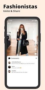 Download Dress as: Women's Fashion Social Network MOD APK V1.0.9 – Unlocked All 5