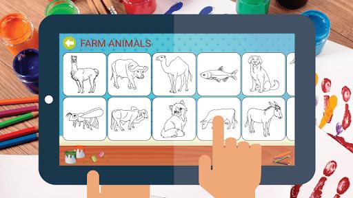 Coloring book for kids 2.0.1.5 screenshots 5