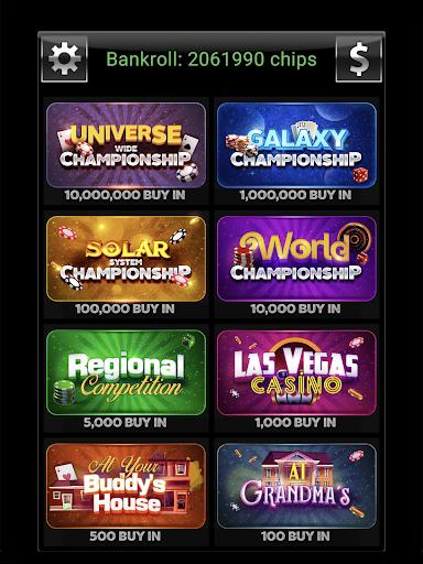 Offline Poker - Texas Holdem 8.86 screenshots 5
