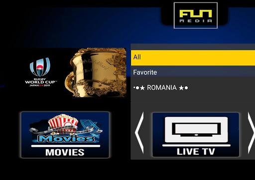 IPTV Romania - canale romanesti  Screenshots 2