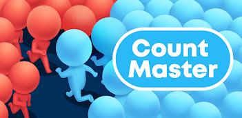 Jugar a Count Masters: Guerra de Multitud. Juego de correr gratis en la PC, así es como funciona!