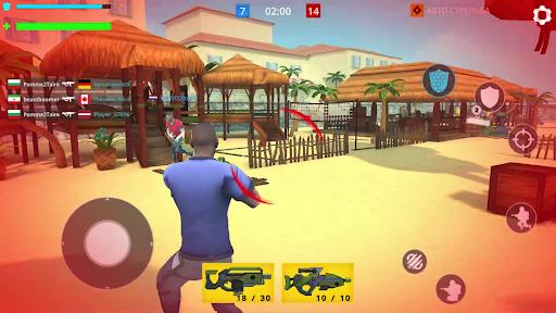 Strike Shooter: War Battle Gun Fps Shooting Games screenshots 11
